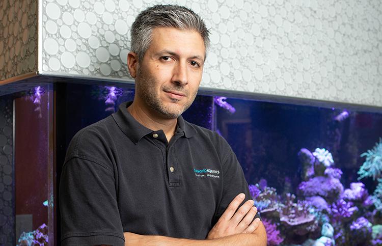 Diamond Aquatics | Custom Aquarium Design and Aquarium Maintenance
